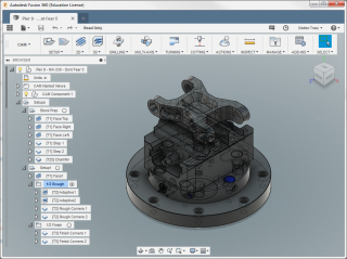 Corsi avanzati Fusion 360, Inventor e AutoCAD